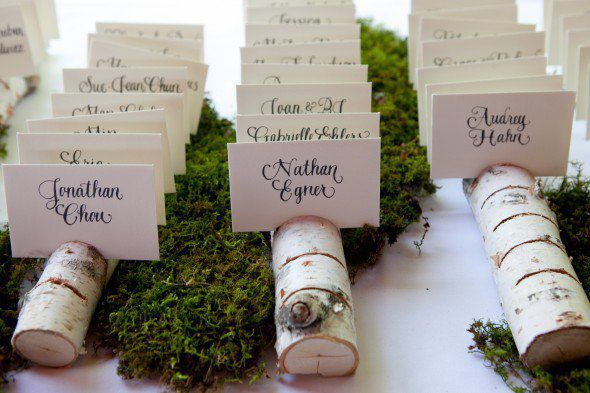 Unique creative seating chart ideas olive studio burlap is also a great and inexpensive material to use and it fits in perfectly for a low key country wedding but make no mistake although the idea of junglespirit Image collections